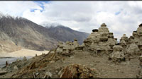 Инса Гомпа (Insa Gompa) | Нубра (Nubra Valley)